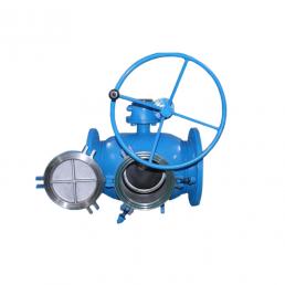 型(xing)號-全焊接過濾器球閥